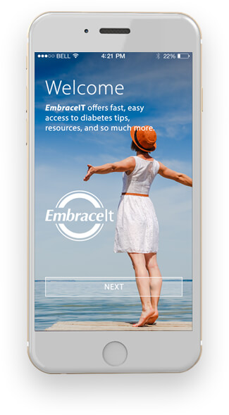 embrace glucose test strips. EmbraceIt Mobile App Embrace Glucose Test Strips